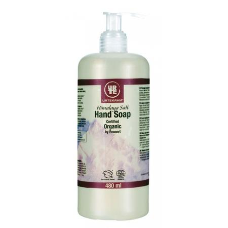 Himalaya Salt Hand Soap, Mydło do rąk w płynie z solą Himalajską marki Urtekram - zdjęcie nr 1 - Bangla