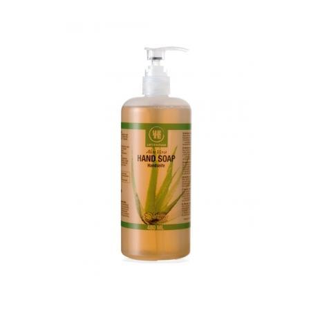 Aloe Vera Hand Soap, Mydło w płynie Aloesowe marki Urtekram - zdjęcie nr 1 - Bangla