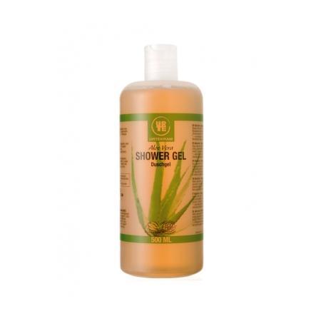Aloe Vera Shower Gel, Żel pod prysznic Aloesowy marki Urtekram - zdjęcie nr 1 - Bangla