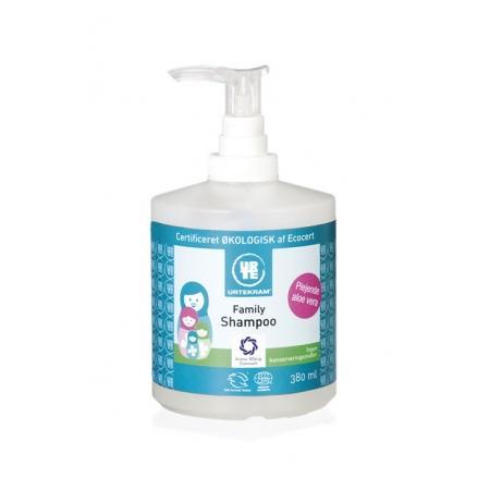 Family Shampoo, Rodzinny szampon do włosów marki Urtekram - zdjęcie nr 1 - Bangla