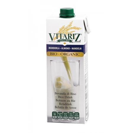 Vitariz, Mleko ryżowe z migdałami marki Alinor - zdjęcie nr 1 - Bangla