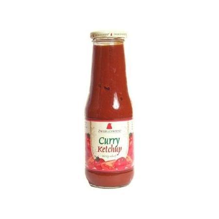 Curry Ketchup, Ketchup pikantny curry marki Zwergenwiese - zdjęcie nr 1 - Bangla