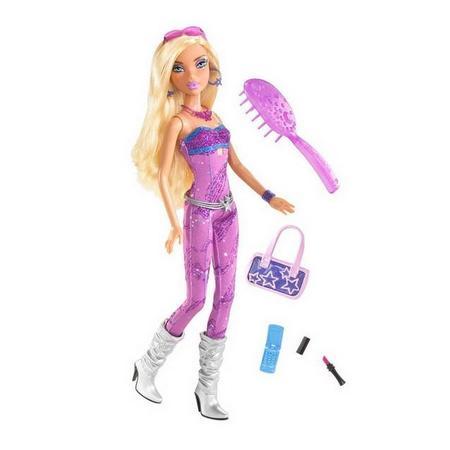 Barbie, Kennedy Imprezowa R5261/Chelsea Imprezowa R5262/NIA Imprezowa R5263 marki Mattel - zdjęcie nr 1 - Bangla