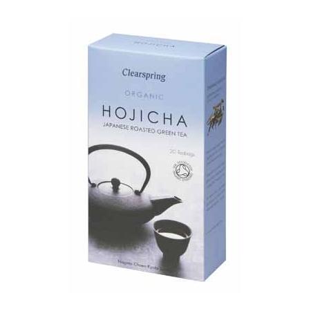 Organic Hojicha, herbata zielona prażona BIO marki Clearspring - zdjęcie nr 1 - Bangla