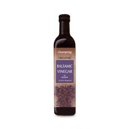 Organic Balsamic Vinegar, Ocet balsamiczny Vinegar marki Clearspring - zdjęcie nr 1 - Bangla
