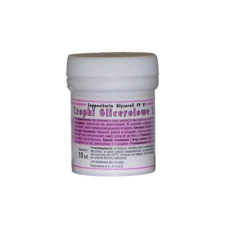 Czopki glicerolowe 1g dla dzieci lub 2g dla dorosłych marki Microfarm - zdjęcie nr 1 - Bangla