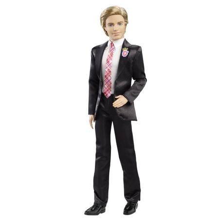 Barbie, Książę Nicolas V6828 marki Mattel - zdjęcie nr 1 - Bangla