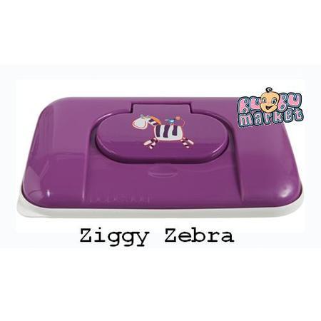 Podróżne pudełko na nawilżane chusteczki wszystkich firm marki Bebe Jou - zdjęcie nr 1 - Bangla