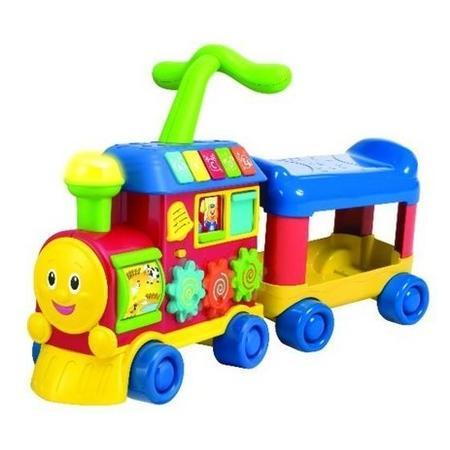 Pociąg Pchacz, 0803 marki Smily Play - zdjęcie nr 1 - Bangla