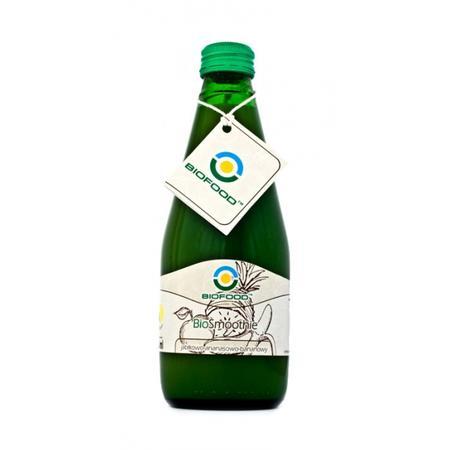Bio Smoothie, sok, różne smaki marki Bio Food - zdjęcie nr 1 - Bangla