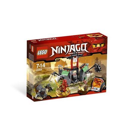 Ninjago, Górska Świątynia, 2254 marki Lego - zdjęcie nr 1 - Bangla