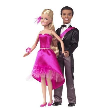 Barbie, High School Musical, Filmowa Para N6864 marki Mattel - zdjęcie nr 1 - Bangla