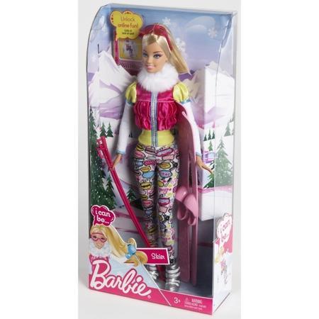 Barbie Narciarka V6929 marki Mattel - zdjęcie nr 1 - Bangla