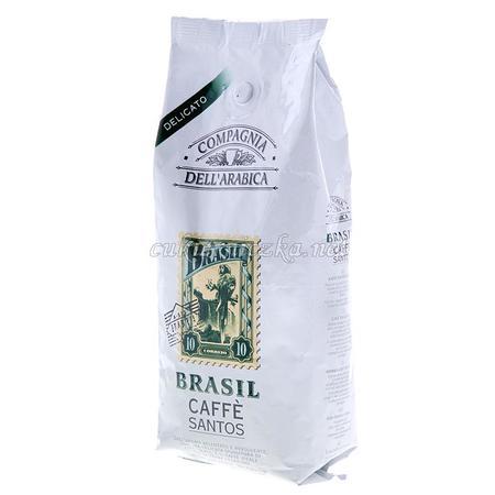 Brasil, ziarnista marki Compagnia dell' Arabica - zdjęcie nr 1 - Bangla