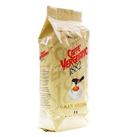 Gran Aroma in grani, ziarnista marki Caffe Vergnano - zdjęcie nr 1 - Bangla