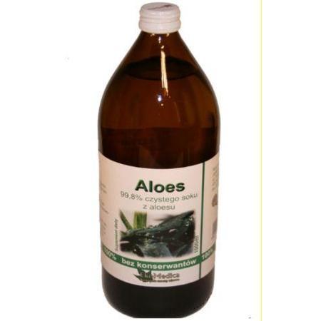 Aloes, Sok z Aloesu bez cukru 99,8% marki Eko Medica - zdjęcie nr 1 - Bangla
