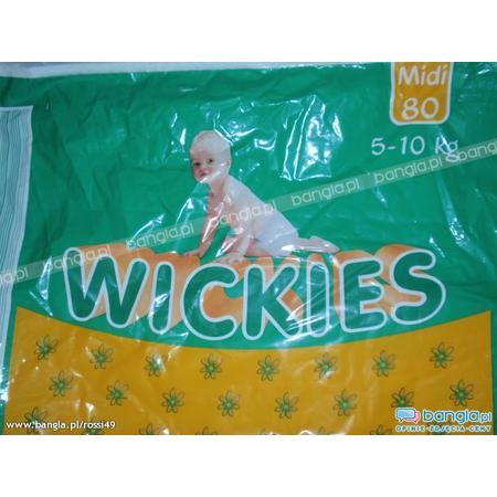Wickies, Pieluchy marki Kaufland - zdjęcie nr 1 - Bangla