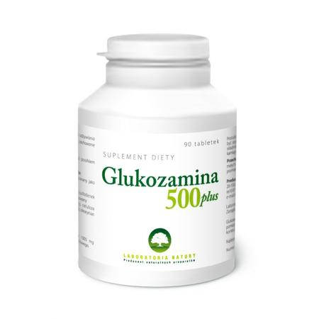 Glukozamina Plus marki Laboratoria Natury - zdjęcie nr 1 - Bangla