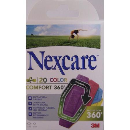 Color Comfort 360 st. Plastry super elastyczne marki Nexcare - zdjęcie nr 1 - Bangla