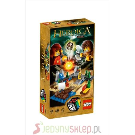Heroica Zatoka Draida 3857 marki Lego - zdjęcie nr 1 - Bangla