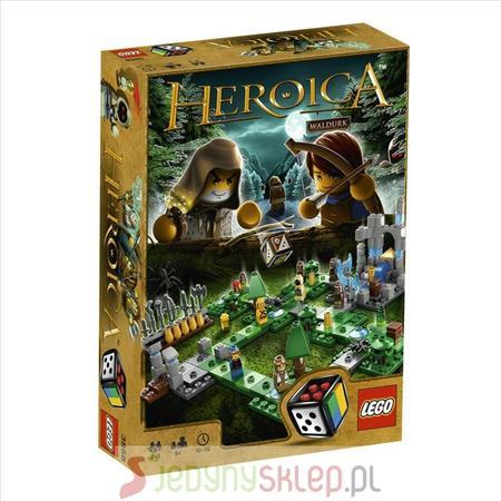 Heroica Las Waldurk 3858 marki Lego - zdjęcie nr 1 - Bangla