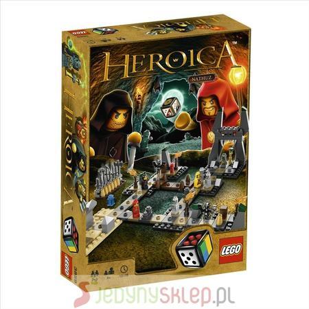 Heroica Jaskinie Nathuz 3859 marki Lego - zdjęcie nr 1 - Bangla