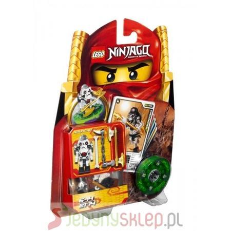 Ninjago Kruncha 2174 marki Lego - zdjęcie nr 1 - Bangla