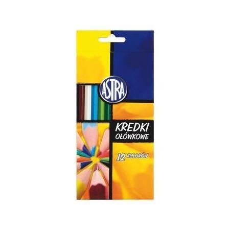 Kredki Ołówkowe marki Astra - zdjęcie nr 1 - Bangla