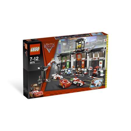 Cars, Tor Wyścigowy w Tokio, 8679 marki Lego - zdjęcie nr 1 - Bangla