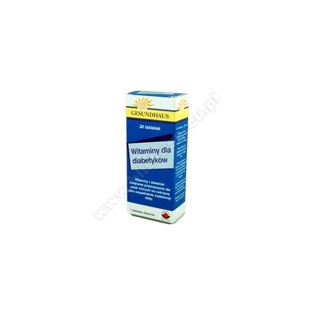 Witaminy dla diabetyków marki Worwag Pharma - zdjęcie nr 1 - Bangla