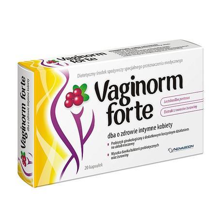 Vaginorm Forte, kapsułki marki Novascon - zdjęcie nr 1 - Bangla