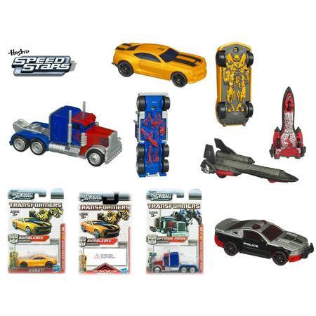 Transformers Speed Stars Mini Pojazdy 26981 marki Hasbro - zdjęcie nr 1 - Bangla