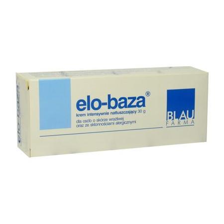 Elo-Baza, Krem intensywnie natłuszczający marki Blau Farma - zdjęcie nr 1 - Bangla