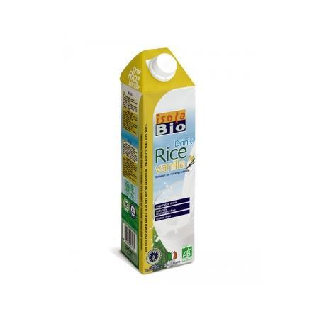 Premium, Drink Rice Vanilla, Mleko ryżowe z Wanilią marki Isola Bio - zdjęcie nr 1 - Bangla