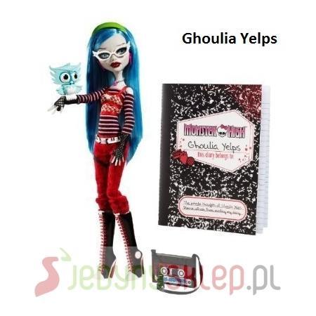 Barbie, Monster High Upiorni Uczniowie, różne lalki marki Mattel - zdjęcie nr 1 - Bangla
