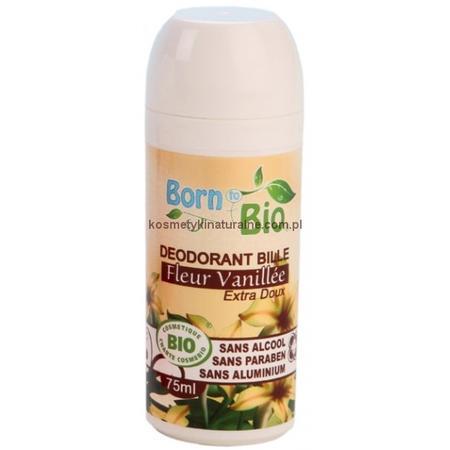 Deodorant Bille, Dezodorant w kulce, różne zapachy marki Born to Bio - zdjęcie nr 1 - Bangla