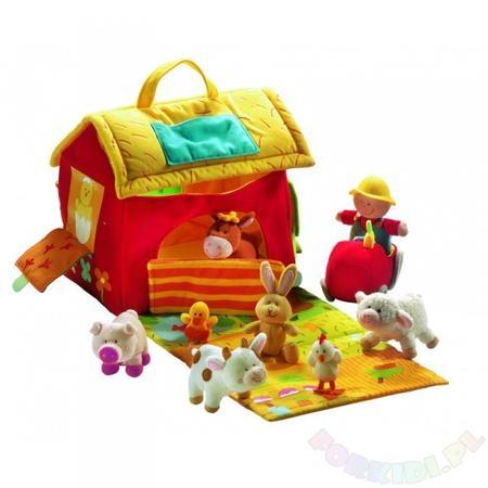 Farma Domek ze zwierzątkami marki Lilliputiens - zdjęcie nr 1 - Bangla