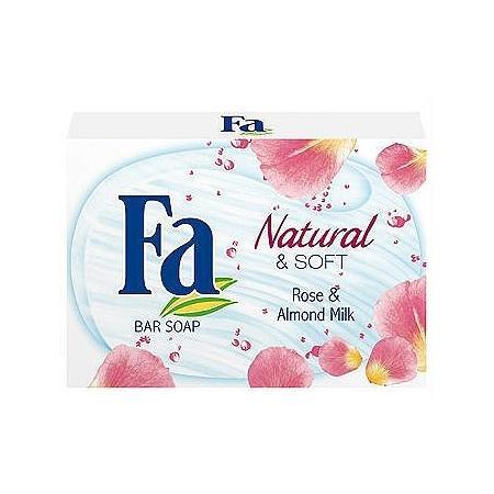 Fa, Natural & Soft, mydło w kostce marki Henkel - zdjęcie nr 1 - Bangla