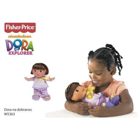 Dora Na Dobranoc W5363 marki Fisher-Price - zdjęcie nr 1 - Bangla