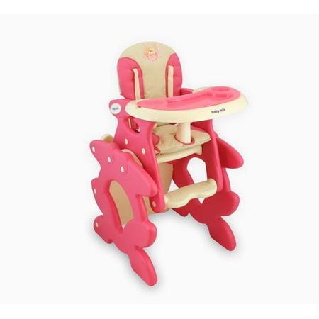 Krzesełko z funkcją stolika JMD-008 marki Baby Mix - zdjęcie nr 1 - Bangla
