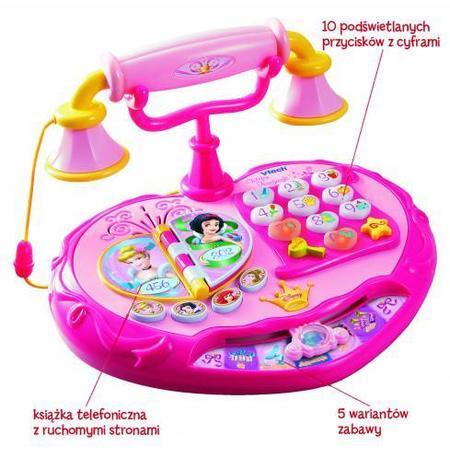 Telefon Księżniczki, 60106 marki Vtech - zdjęcie nr 1 - Bangla