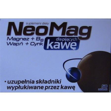 NeoMag Dla pijących kawę marki Aflofarm - zdjęcie nr 1 - Bangla