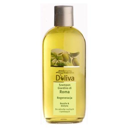 Giardino di Roma, Regeneracja, Szampon do włosów suchych i łamliwych marki Doliva - zdjęcie nr 1 - Bangla