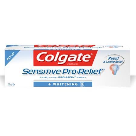 Pro-Relief Whitening, wybielająca pasta do zębów wrażliwych marki Colgate - zdjęcie nr 1 - Bangla