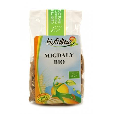 Migdały BIO marki Biofuturo - zdjęcie nr 1 - Bangla