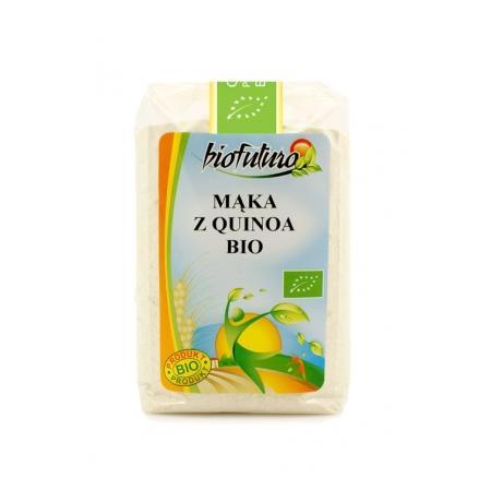 Mąka z Quinoa BIO marki Biofuturo - zdjęcie nr 1 - Bangla