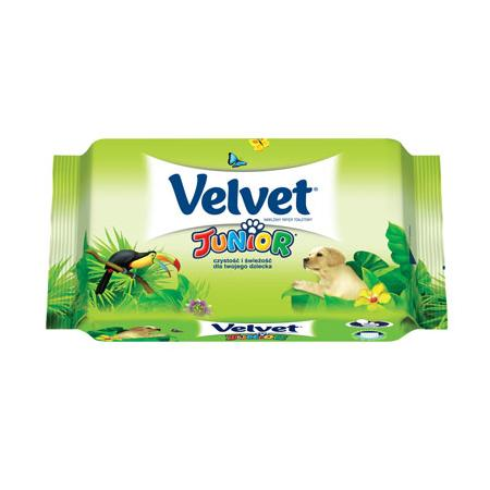 Velvet Junior marki Kimberley-Clark - zdjęcie nr 1 - Bangla