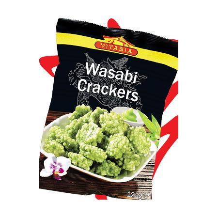 Vitasia, Wasabi Crackers marki Lidl - zdjęcie nr 1 - Bangla