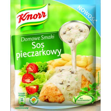 Domowe Smaki, Sos Pieczarkowy marki Knorr - zdjęcie nr 1 - Bangla