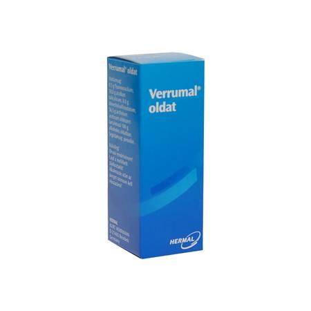 Verrumal, acidum salicylicum + fluorouracilum marki Almirall - zdjęcie nr 1 - Bangla